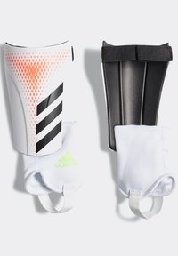 adidas Performance - PREDATOR 20 MATCH SHIN GUARDS - Shin pads - white - 2