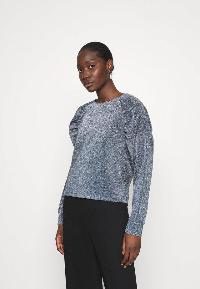 GLITTER TUTU - T-shirt à manches longues - frosty blue