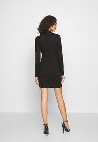 Even&Odd - Shift dress - black - 2
