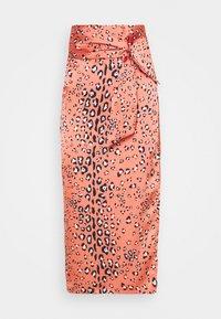 Never Fully Dressed - MULTI USE LEO JASPRE SKIRT - Pencil skirt - orange - 5