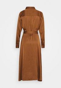 Part Two - ERIONAP - Košilové šaty - hazel brown - 1