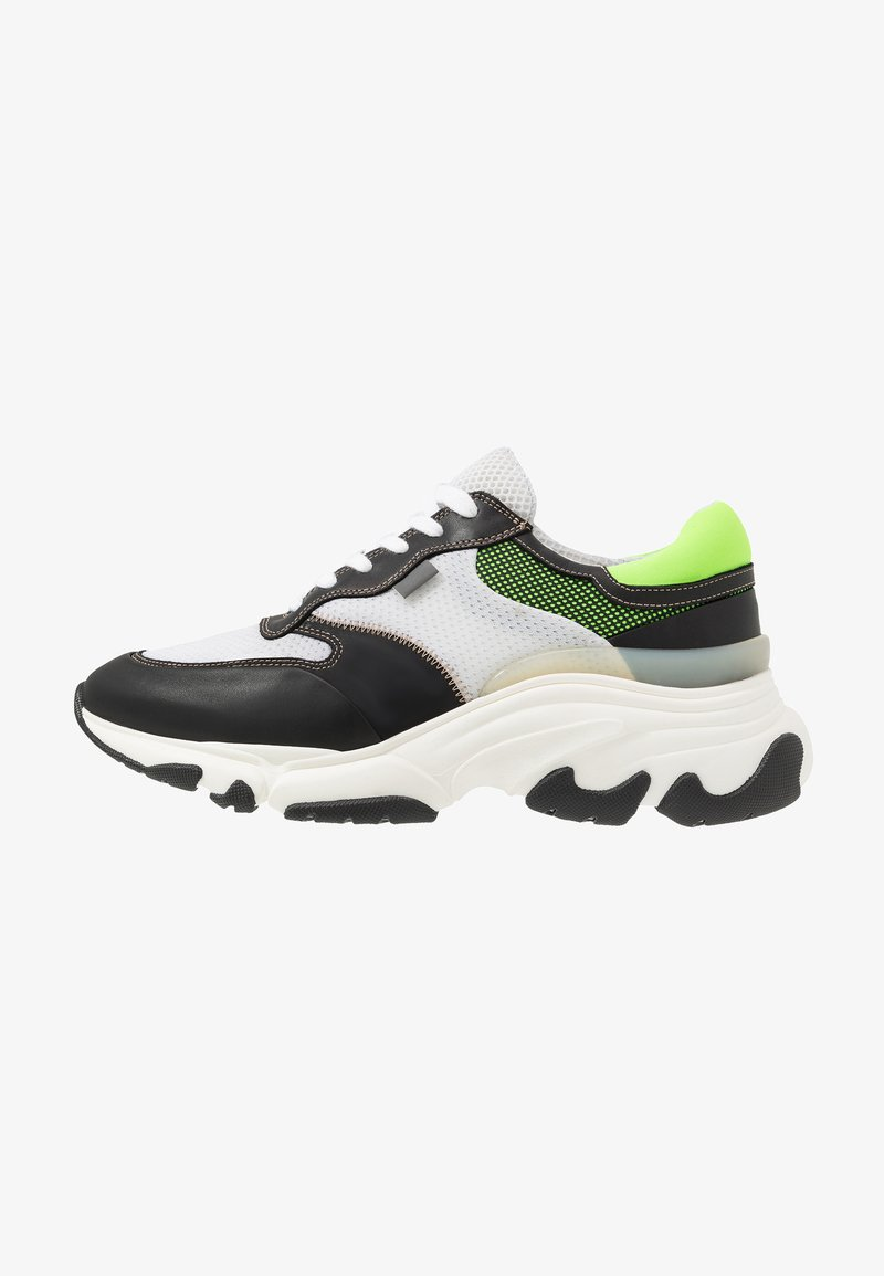 Pregis - KAYO - Trainers - white/green/black