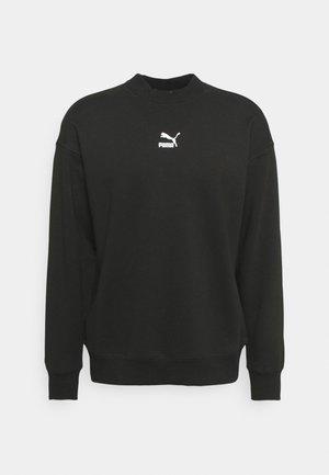 CLASSICS HIGHNECK CREW - Sweatshirt - black