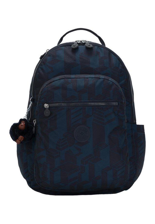 Schooltas - dark blue