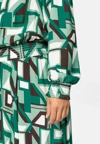 Sheego - Maxi dress - green - 2