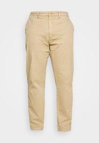CHINO PLUS - Chino kalhoty - beige/sand