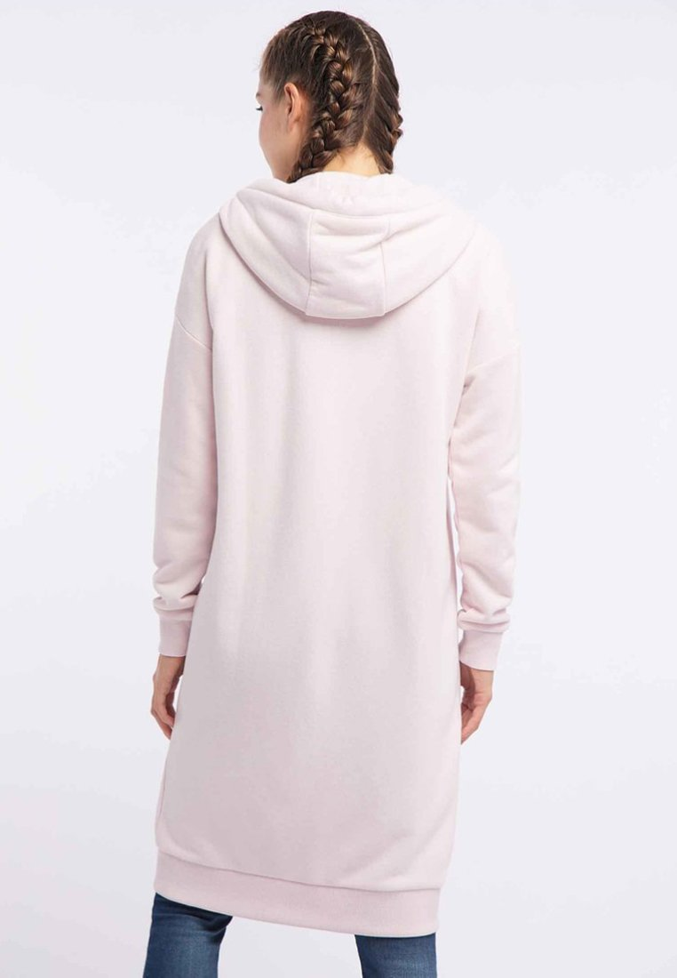 2020 New Women's Clothing myMo Zip-up hoodie rosa melange oSQB6fbiT