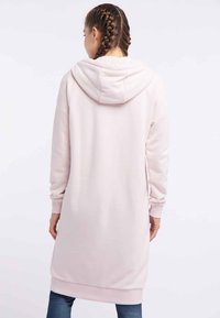 myMo - Zip-up hoodie - rosa melange - 2
