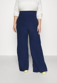 Simply Be - LIGHTWEIGHT JOGGER - Kalhoty - blue - 2