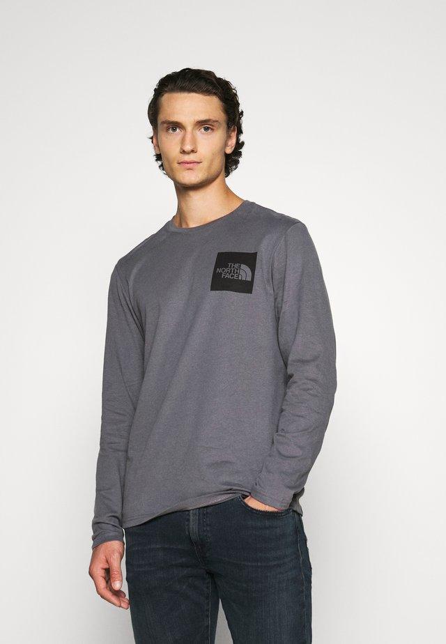 FINE TEE  - Long sleeved top - vanadis grey