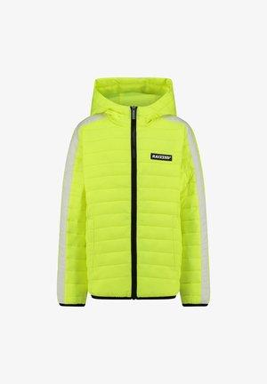 Winterjas - fresh neon yellow