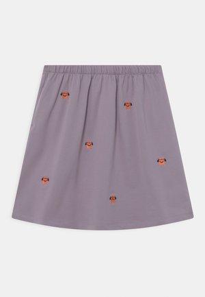 Mini skirt - purple