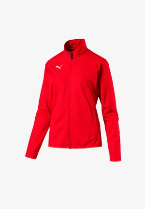 LIGA - Training jacket - rotweiss