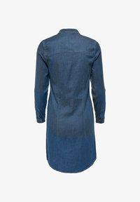 ONLY - Denim dress - medium blue denim - 1