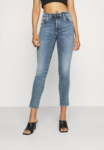 BABHILA - Jeans Skinny Fit - denim blue
