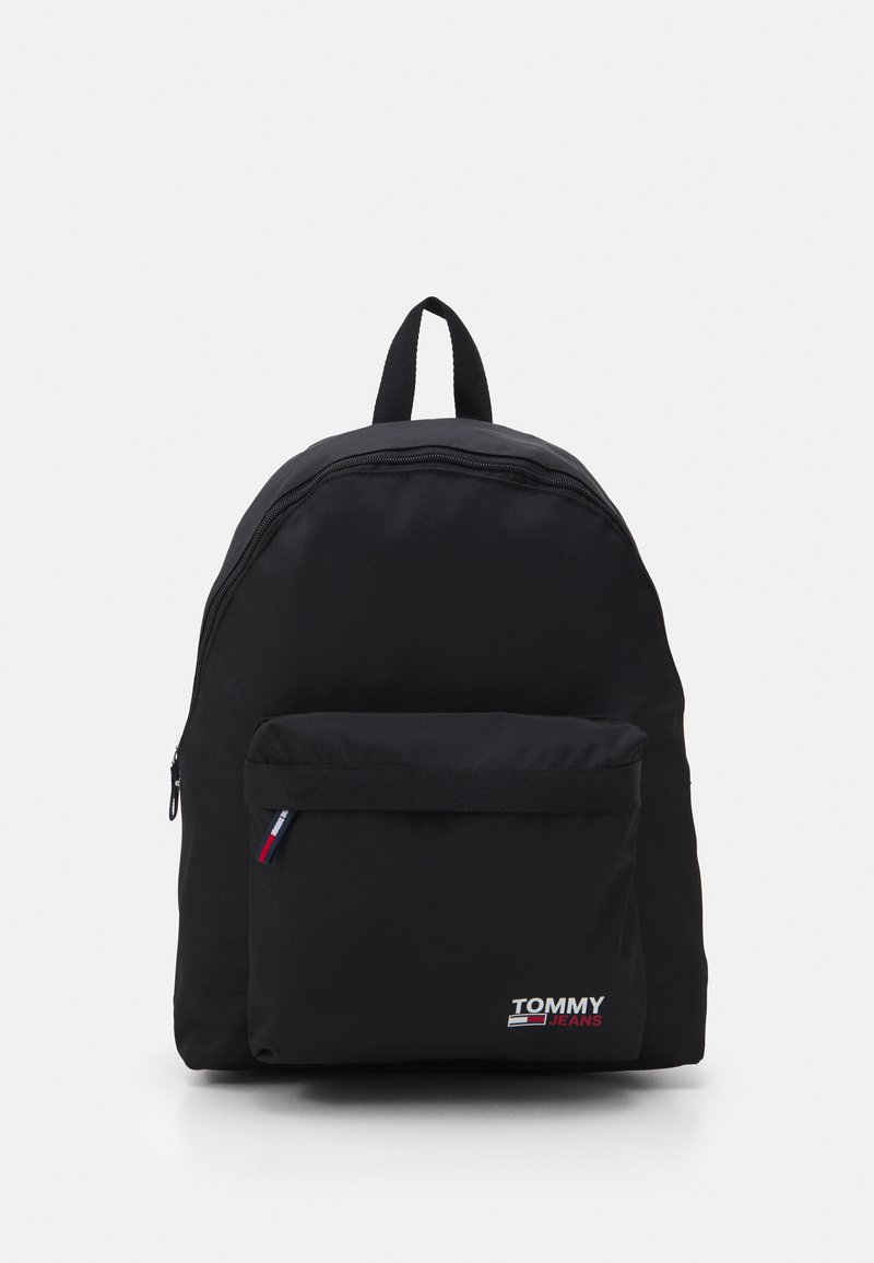 Tommy Jeans - CAMPUS DOME BACKPACK UNISEX - Plecak - black