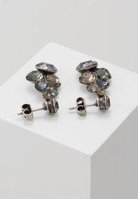 Konplott - PETIT GLAMOUR - Boucles d'oreilles - grey - 2