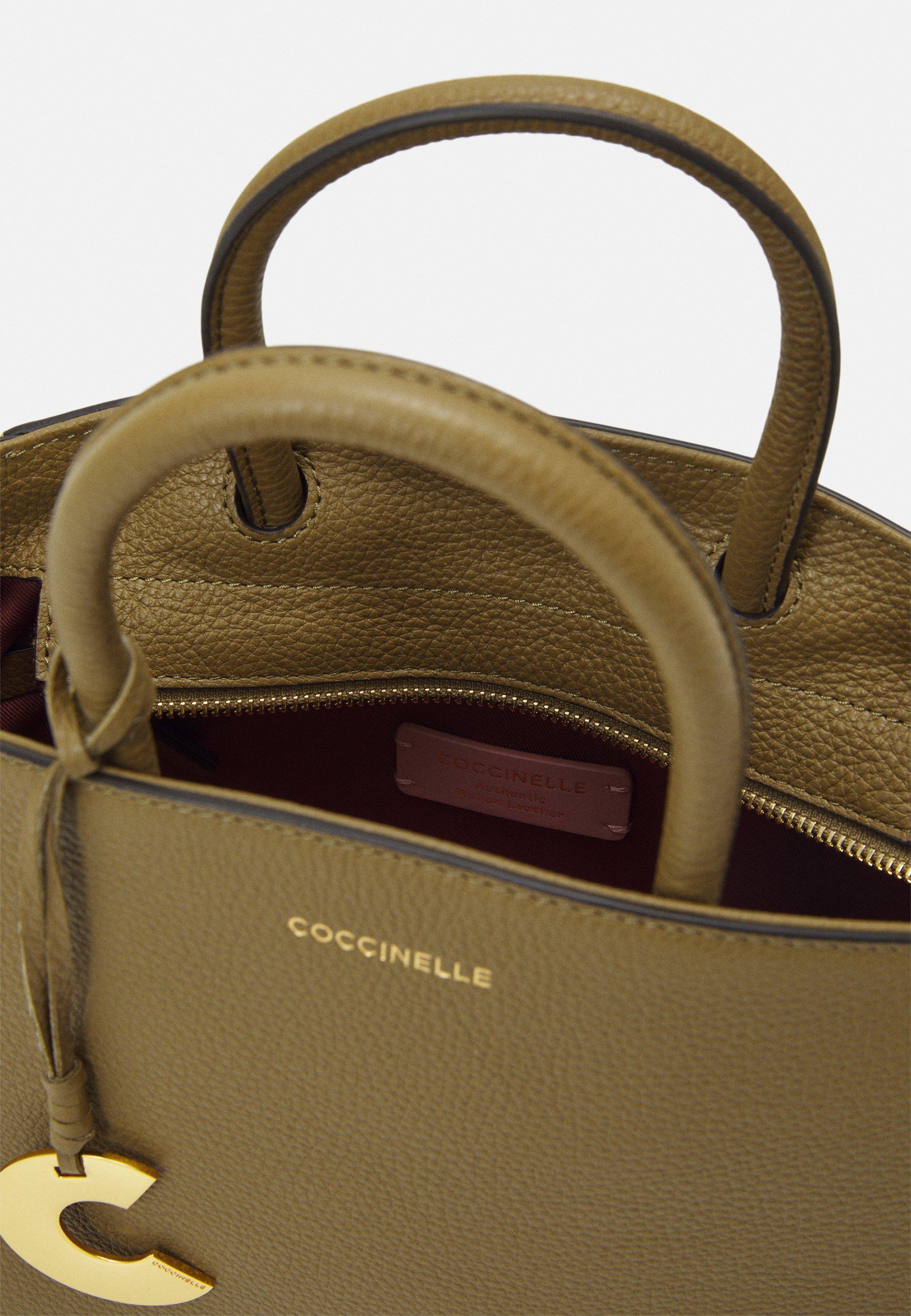 Women CONCRETE TOP HANDLE - Handbag