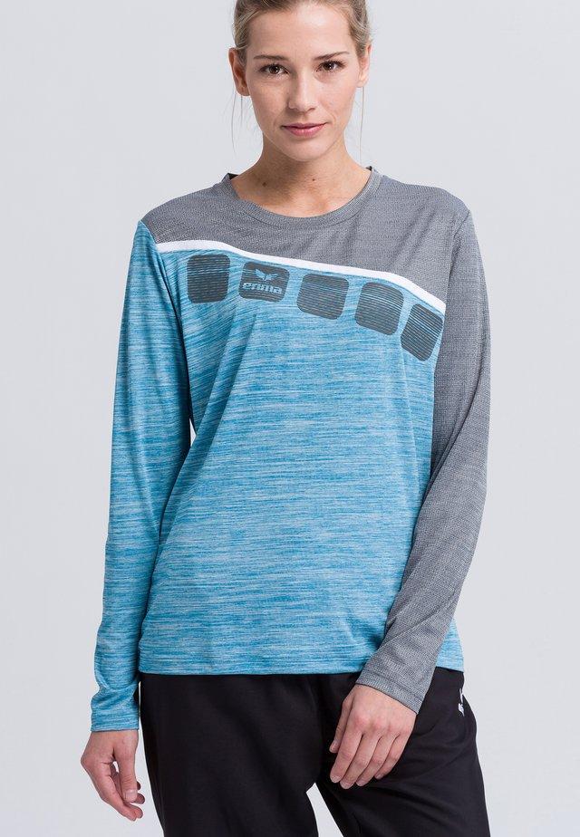 Sports shirt - light blue