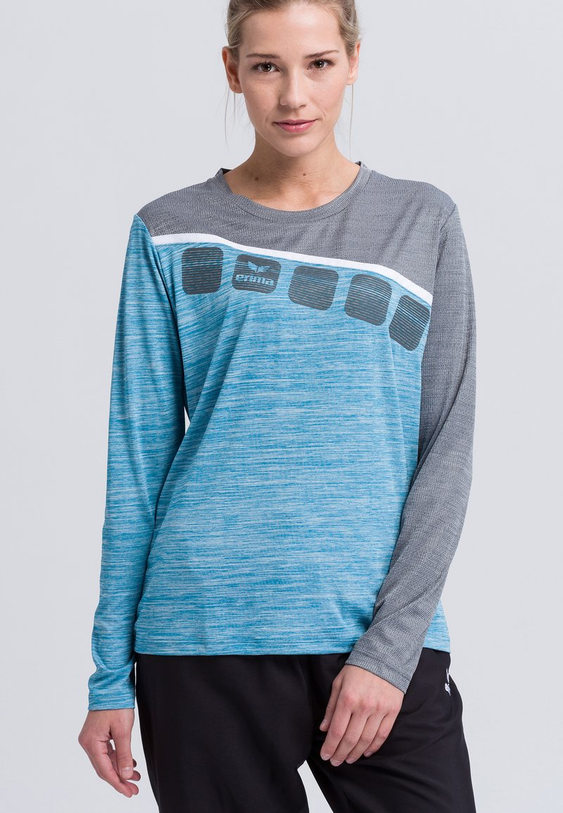 Erima - Sports shirt - light blue