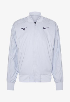 RAFAEL NADAL JACKET - Training jacket - sky grey/gridiron