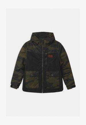 SNAKE - Snowboard jacket - khaki