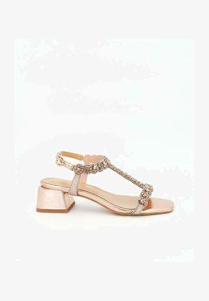 MIKONOS - Sandals - pink