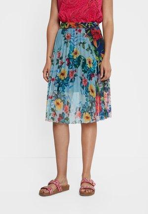 FAL_BUNY - A-line skirt - white