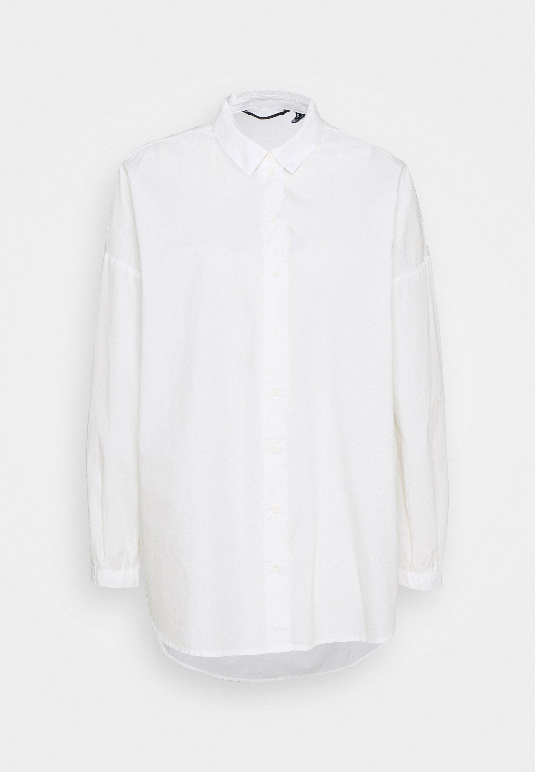Women VMNAJA LONG - Button-down blouse