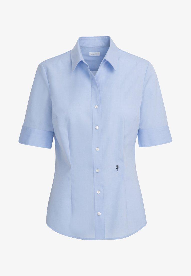 Seidensticker - Button-down blouse - blue