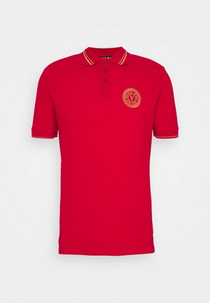 PLAIN  - Polo shirt - red