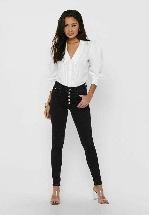 ONLY Koszula - white/biały VUNK