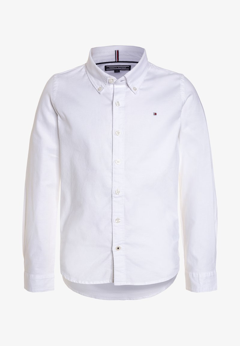 Tommy Hilfiger - BOYS OXFORD  - Overhemd - bright white