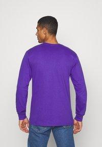 HUF - ACID HOUSE TEE - Long sleeved top - purple - 2
