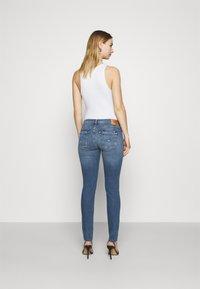 Tommy Jeans - SCARLETT ANKLE - Skinny džíny - arden - 2