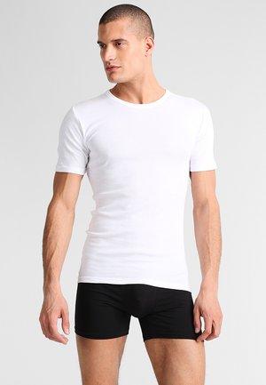 MODERN CLASSIC 2 PACK - Undershirt - white