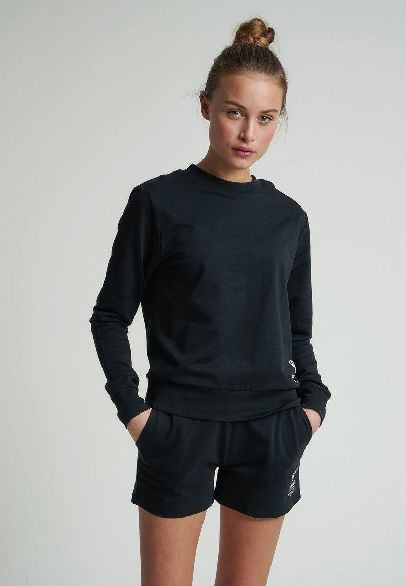 Hummel - Bluza - black