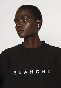 BLANCHE - HELLA - Sweatshirt - black - 5