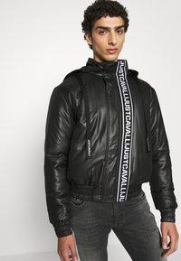 Just Cavalli - KABAN - Winter jacket - black - 4