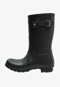 Hunter ORIGINAL - ORIGINAL SHORT VEGAN - Wellies - Wellies - black - 1
