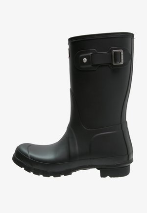 ORIGINAL SHORT VEGAN - Wellies - Wellies - black