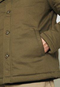 Schott - CRUISER - Light jacket - kaki - 6