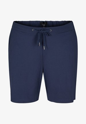 Tracksuit bottoms - navy blazer
