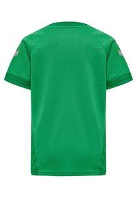 Hummel - Print T-shirt - jelly bean - 2