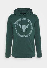 Under Armour - ROCK SNAKE  - Sweatshirt - ivy - 5