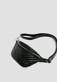 PULL&BEAR - Bum bag - black - 2