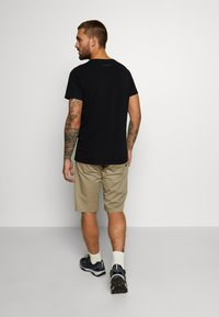 Mammut - CLASSIC  - T-shirt z nadrukiem - black - 2
