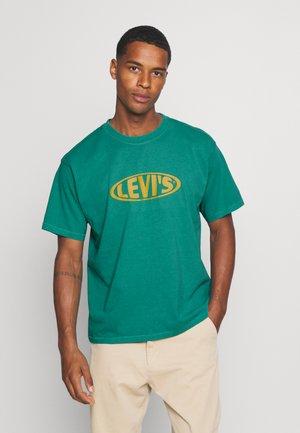 VINTAGE FIT GRAPHIC TEE - T-shirt imprimé - alhambra