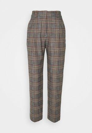 Trousers - multicolor