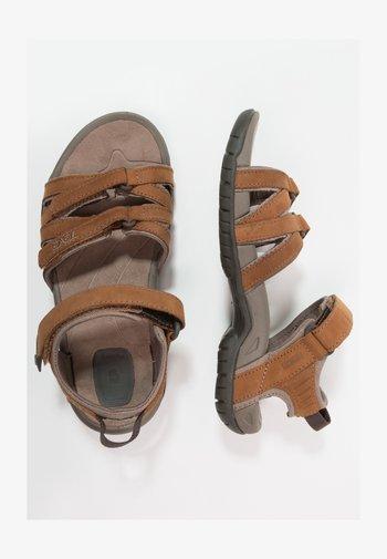 TIRRA - Walking sandals - rust
